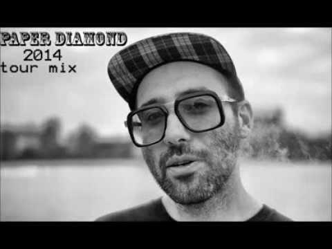 paperdiamond2014tourmix